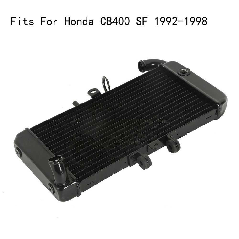 For Honda CB400 SF 1992 1998 Old model Motorcycle Cooling Replacement Water Tank Radiator Cooler