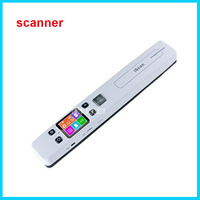 SIAN02 Portable Scanner HD High Speed Color A4 File Photo Handheld Scanner USB2.0/1.1 Interface resolution 300/600/1050DPI