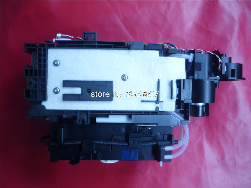 Original new ink pump unit For Epson F6080 F6070 F6050 F6000 F6270 F6280 B6080 B6070 F6200 Printer pump ink pump for roland sj640 ra640 re640 re540 fh740 vs300 vs540 vs640 vp300 vp540 xf640 rf640 rfa640 roland ink pump u type