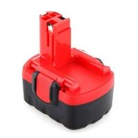 Hot vender Para Bosch Ferramentas De Poder Da Bateria 14.4 V 3000 mAh Ni-MH Bateria Recarregável de Substituição para BOSCH BAT038 3454 3454 -01 3454SB