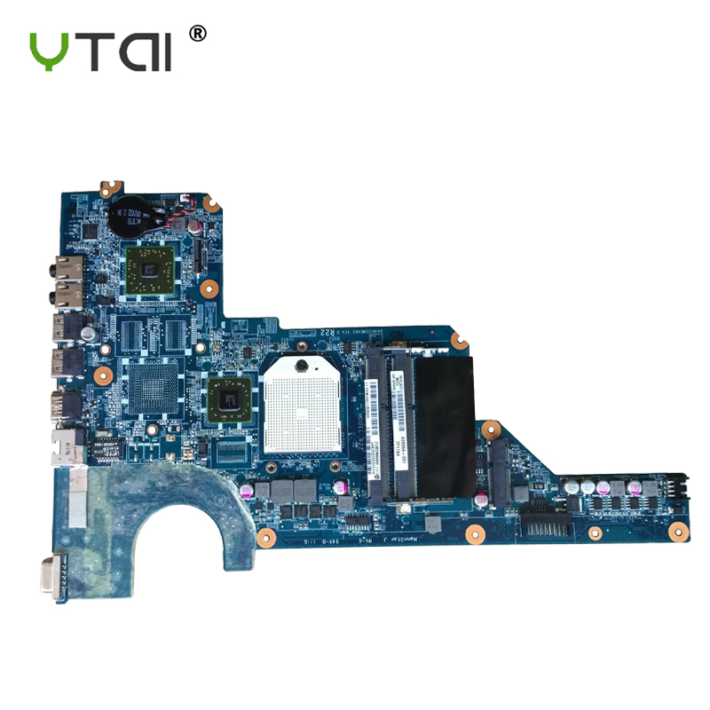 638856 001 motherboard for hp pavilion g6 g4 g7 laptop motherboard DDR3 100 tested intact