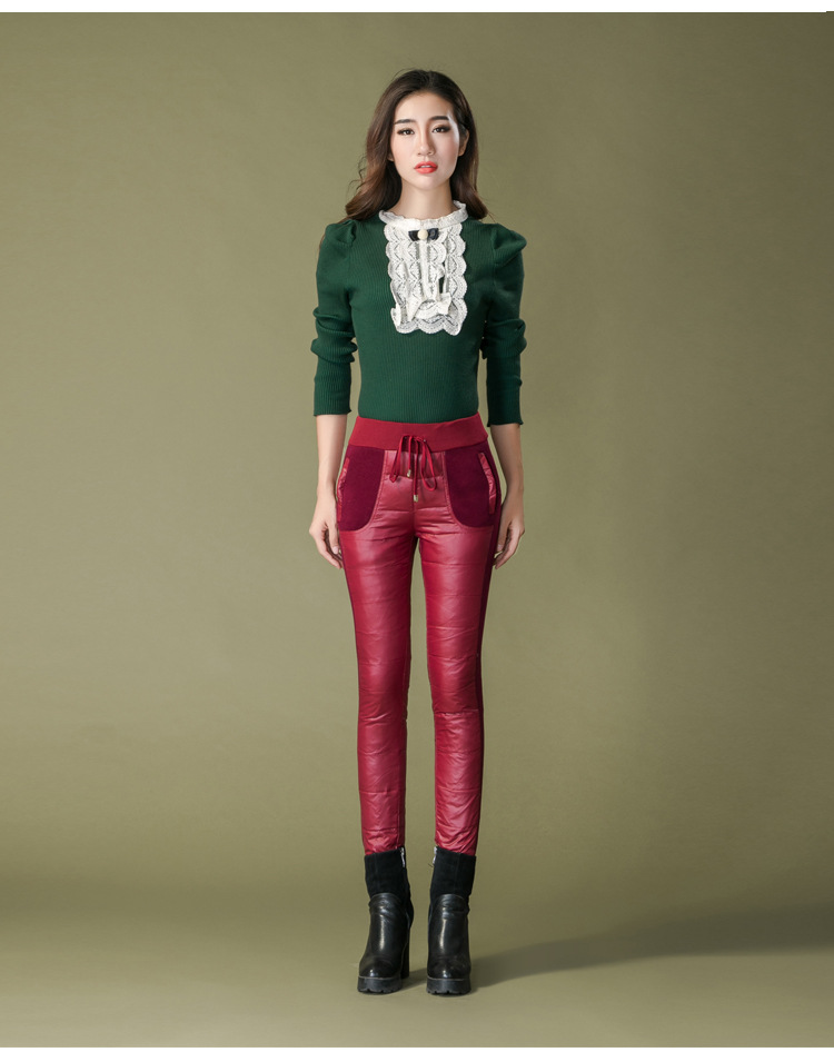 Popular Winter White Pants-Buy Cheap Winter White Pants lots from ...