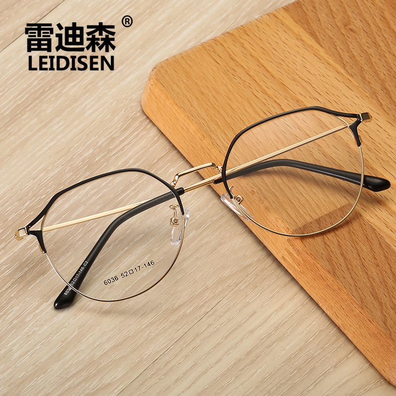 9dc8ab65235c Detail Feedback Questions about LEIDISEN Round Reading Glasses Men Vintage  Retro Anti blue Light Mirror Transparent Plain Women Glasses Gafas De  Lectura ...