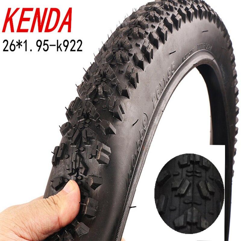 Шины Kenda 26 дюймов 26X1.95/2,125 MTB для горного и дорожного велосипеда, велосипедная внутренняя трубка, велосипедная резиновая трубка, широкие шины