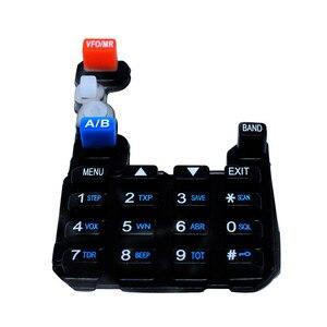 Image 3 - 10PCS Baofeng 무전기 UV5R 숫자 키패드 키보드 Pofung 양방향 라디오 UV 5R UV 5RA UV 5RC UV 5RE 시리즈