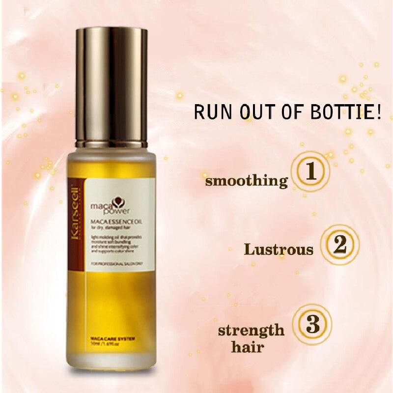 Morocco Argan Oil Scalp for Frizzy Dry Hair keratin Repair Treatment hair care keratin hair straightening Moist smooth hair