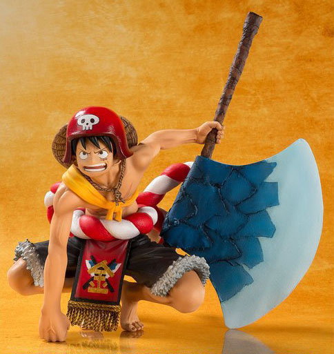 Free Shipping 4″ Anime One Piece Film GOLD Monkey D Luffy ZERO Ver. Boxed 11cm PVC Action Figure Collection Model Doll Toy Gift