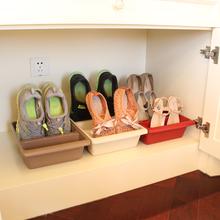 Vertical shoes storage rack 3 fps shoe hanger box