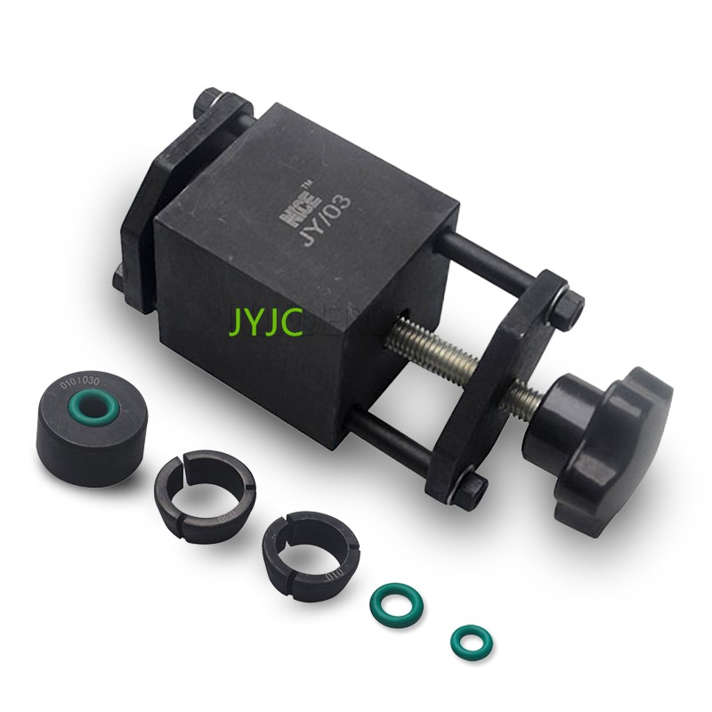 Image 2 - Diesel Service Test Bench Fuel Oil Collector Adapter Repair Kit Common Rail Tool for BOSCH Injector