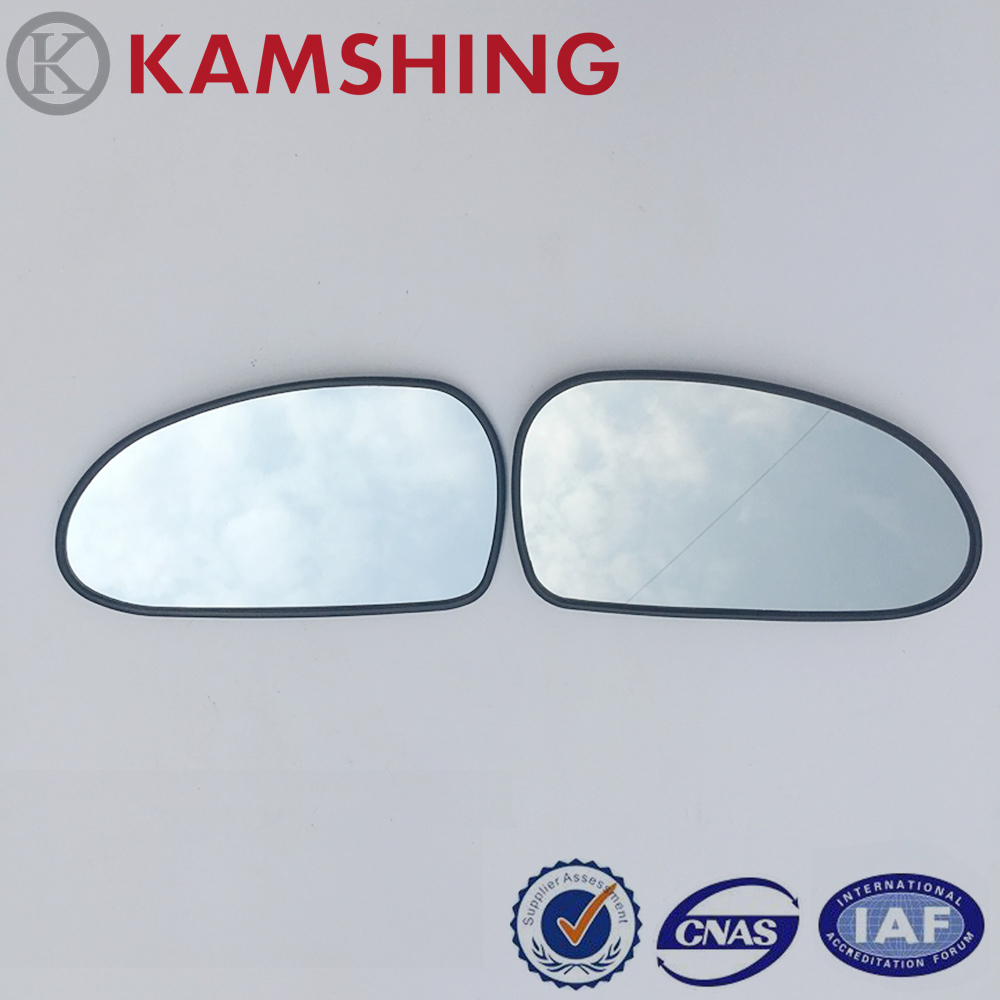 CAPQX For Hyundai Sonata 2003 2004 2005 2006 2007 Outside Rearview Mirror Glass Side Mirror Lens Without Heating Or No
