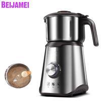 Beijamei Electric Grains Spices Hebals Coffee Dry Food Grinder Grinding Machine Home Medicine Flour Crusher
