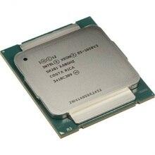 インテル xeon E5 1650 V3 SR20J 3.5 ghz 6 コア 15 メガバイトのキャッシュソケット lga 2011 3 cpu プロセッサ