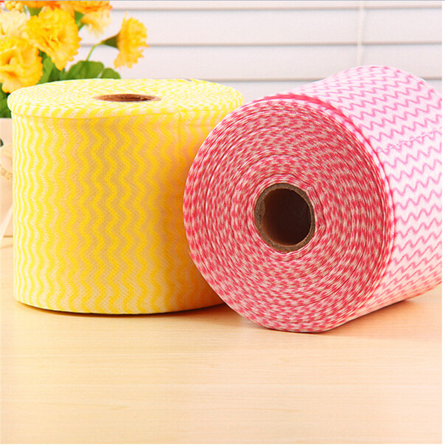 1 Roll(20m)  Colorful Disposable Beauty Tattoo Non-Woven Fabrics Towel Paper Facial Wipes Paper For Beauty Cleaning Tools