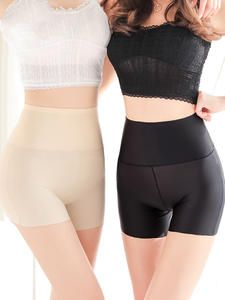 Shorts Pants Underwear Seamless Slimming Girls Women Safety Nylon High-Waist