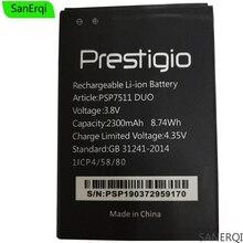 Для Prestigio Muze B7 psp 7511/psp 3512 DUO аккумулятор 2300mAh psp 7511 Baterij psp 7511 DUO высокое качество