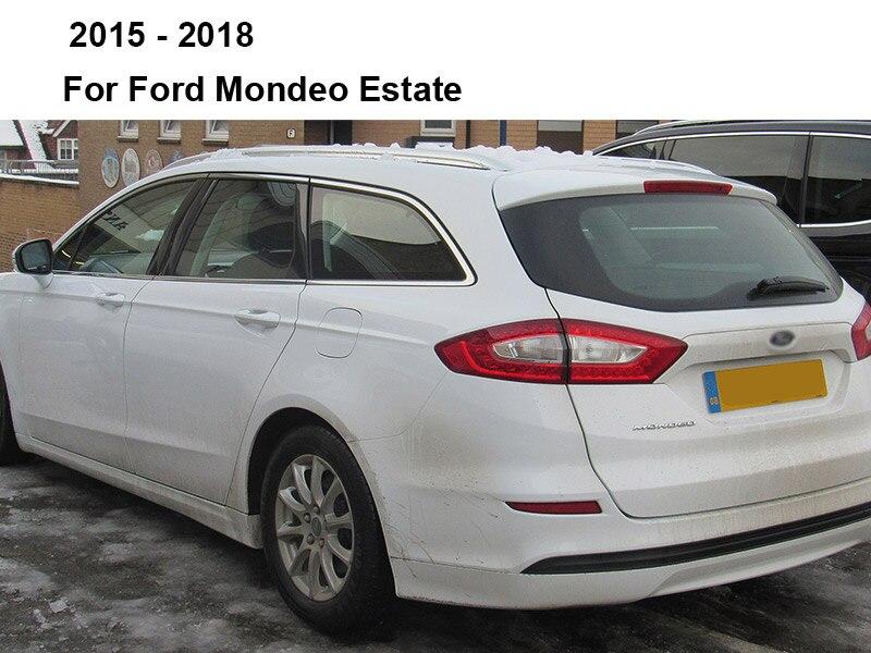 REFRESH Щетки стеклоочистителя для Ford Mondeo Mk4 Mk5 2007 2008 2009 2010 2011 2012 2013 - Цвет: 2015 - 2018 (Estate)