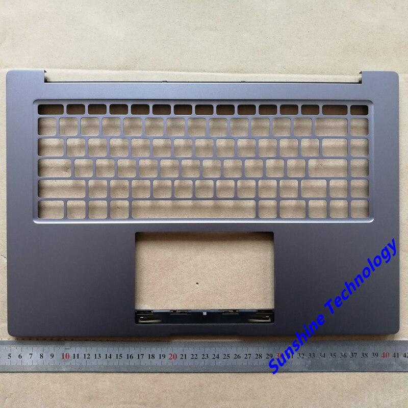 Novo portátil da tampa do caso base superior palmrest para Xiaomi Pro i5 82508 gb i7 15.6 cor cinza
