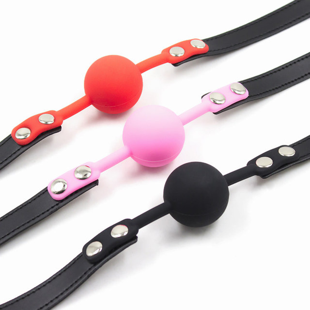 Ball strap for sex