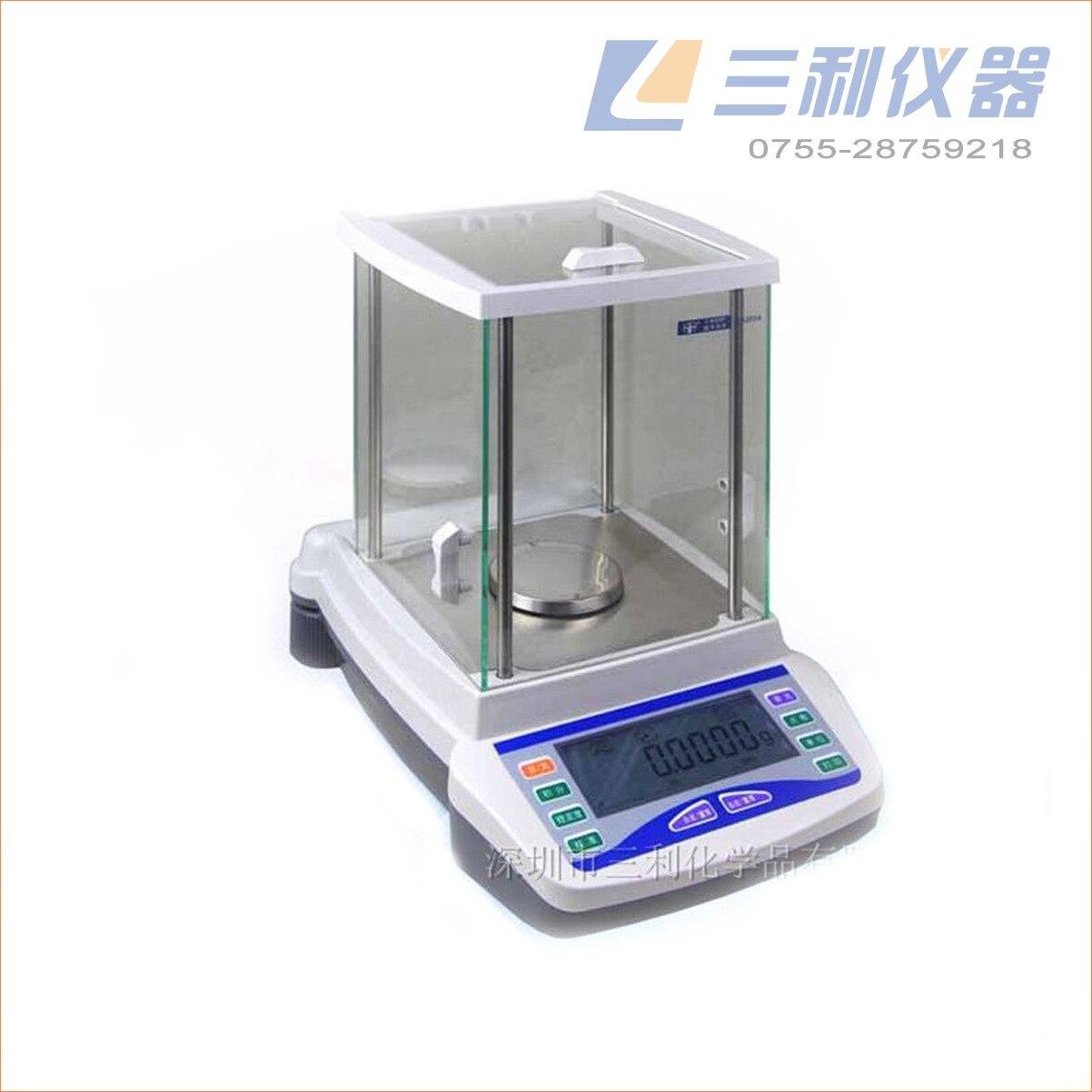 Elettronica bilancia analitica 0.1 mg 1/10000 di alta precisione bilancia elettronicaElettronica bilancia analitica 0.1 mg 1/10000 di alta precisione bilancia elettronica