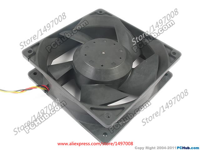 Free shipping for MMF MMF-12D24DS-RP1 DC 24V 0.36A 3-wire, 3-pin connector 90mm 120X120X38mm Server Square Cooling fan free shipping for panaflo fba06t24h dc 24v 0 11a 3 wire 3 pin connector 60mm 60x60x15mm server square cooling fan