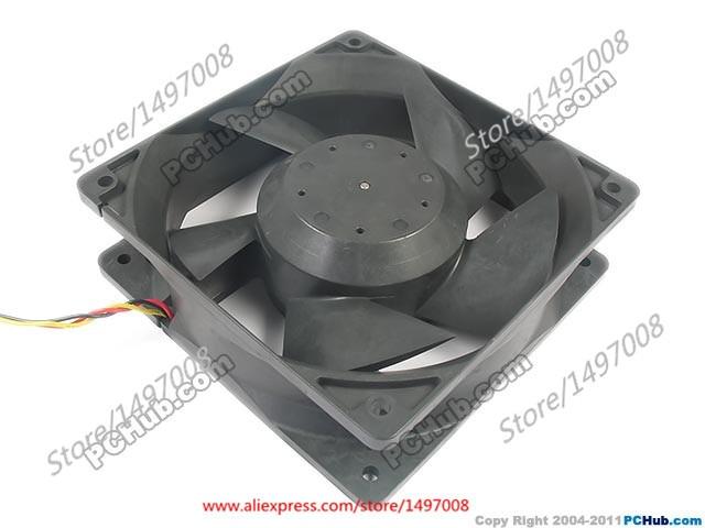 все цены на Free shipping for MMF MMF-12D24DS-RP1 DC 24V 0.36A 3-wire, 3-pin connector 90mm 120X120X38mm Server Square Cooling fan онлайн