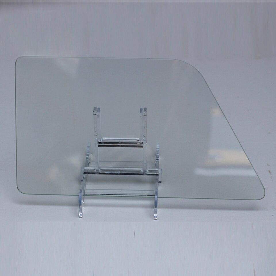 Модель дисплея солнечной пленки 31,5*17,5 см ветровое стекло стеклянная модель для оконной фольги Demo MO B2-in Наклейки на автомобиль from Автомобили и мотоциклы