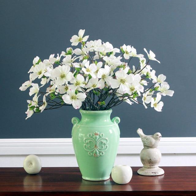 Aliexpress.com : Buy INDIGO Wholesale 100pcs Dogwood Flower (8pc ...
