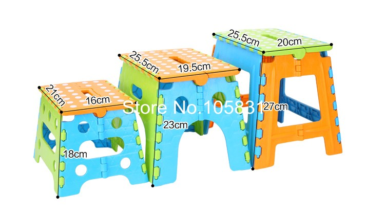 Portable folding stool plastic children chair outdoor creative thickning adult bench high stool-in Children Chairs from Furniture on Aliexpress.com ...  sc 1 st  AliExpress.com & Portable folding stool plastic children chair outdoor creative ... islam-shia.org