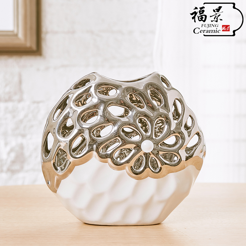 Wedding Gift Vase: The Living Room Decoration Home Furnishing Vase Wedding