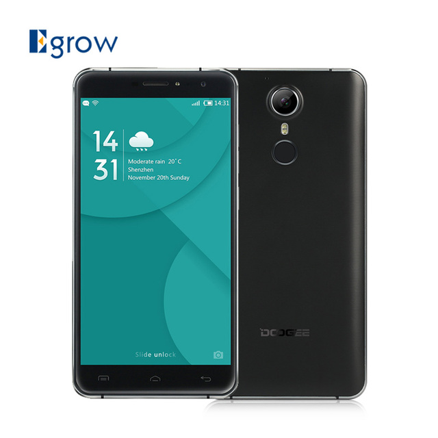 Original DOOGEE F7 Pro Android 6.0 MT6797 Deca Core Cell Phone 4G RAM 32G ROM 5.7 Inch Mobile Phone 4000mAh 4G LTE Smartphone