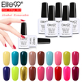 Elite99 Top Sale One Step Gel Polish 3 In 1 Nail Gel Soak Off Gel Polish Pick Any 10 Pieces 10ml No Need Top&Base Coat