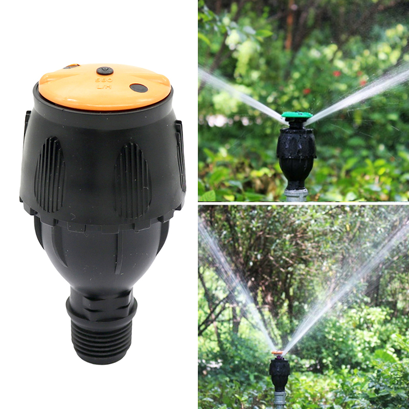 Long Distance Sprinkler Garden Lawn Agricultural Irrigation Greening Spray Irrigation 1/2