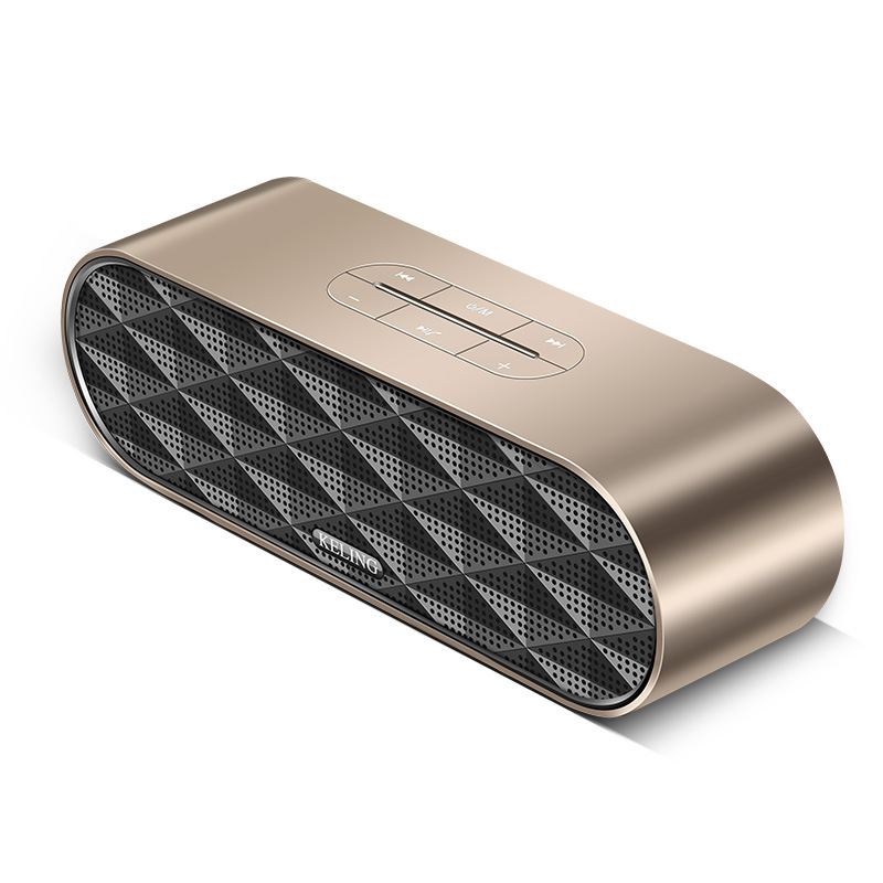 Altavoz Bluetooth Speaker Wireless Sound Box Dual Loudspeakers With Mic TF USB AUX Speakers For Iphone Mobile Phones