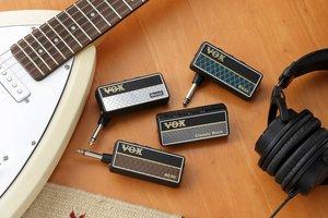 Image 2 - Усилитель для наушников Vox Amplug 2 Guitar/Bass, все модели AC30, классический рок, металл, бас, чистый, синий, свинцовый