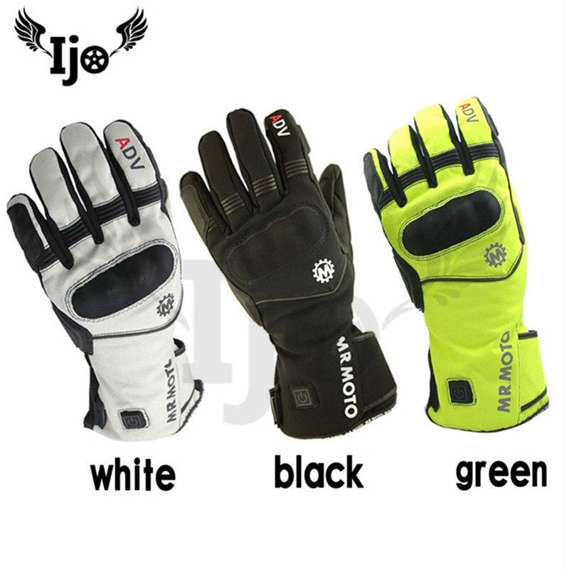 winter skiing MX car alpine stars dirt bike moto gp pro heated revit gloves motor motocross accessories biker Motorcycle gloves цены