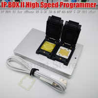Original IP Box 2th Newest IP BOX V2 High Speed Programmer NAND PCIE Programmer for iPhone 4S 5 5C 5S 6 6P 6S 6SP 7 7P All iPad