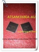 10PCS ATSAM3X8EA-AU ATSAM3X8E AU QFP144 IC MCU 32BIT 512KB FLASH