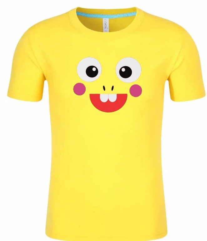 graphic about Vipkid Dino Printable referred to as Tailor made Built Vipkid Instructor Dino T-Shirts 5 Apples Print Within just Unique Obtain 100% Cotton Materials
