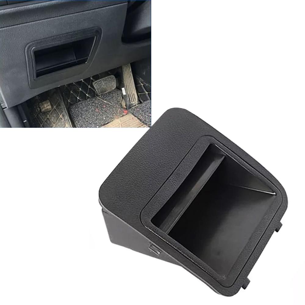 hight resolution of car interior plastic fuse storage box bin case card slot holder fit for hyundai tucson 3rd