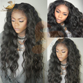 360 Lace Wig 180% Density Full Lace Human Hair Wigs For Black Women Body Wave 360 Lace Frontal Wig 8A Lace Front Human Hair Wigs