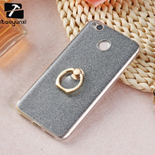 TAOYUNXI Glitter Bling Case For Xiaomi Redmi 4X Cases Silicone Cover Redmi4x Capa Covers Housings