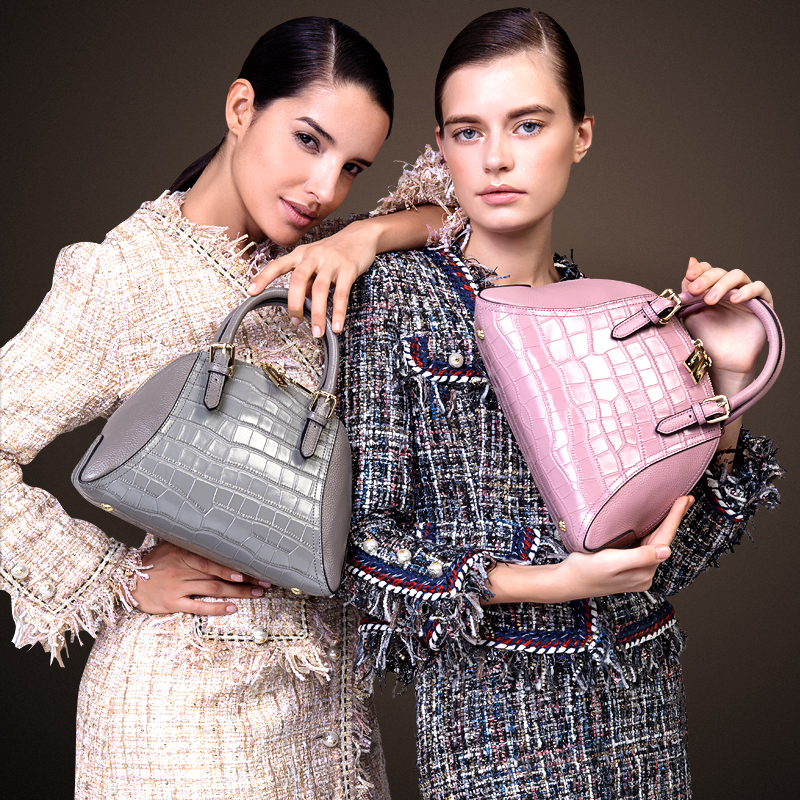 ФОТО ZOOLER Classic Crocodile Women Bag Big Brand Luxury Elegant Top-handle Bags Fashion Women Designer Handbags Female Bag #T-6150