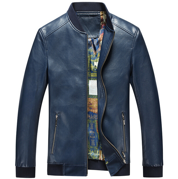 Hot ! SEPTWOLVES New 2016 Autumn and Winter Casual Jacket Men Second Layer Leather Jacket Man Jackets Free Shipping