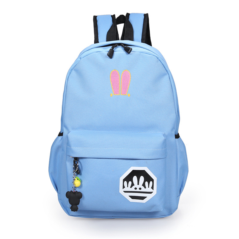 Women Children Schoolbag Fashion Backpack Back Pack Leisure Korean Ladies Knapsack Laptop Travel Bags for School Teenage Girls