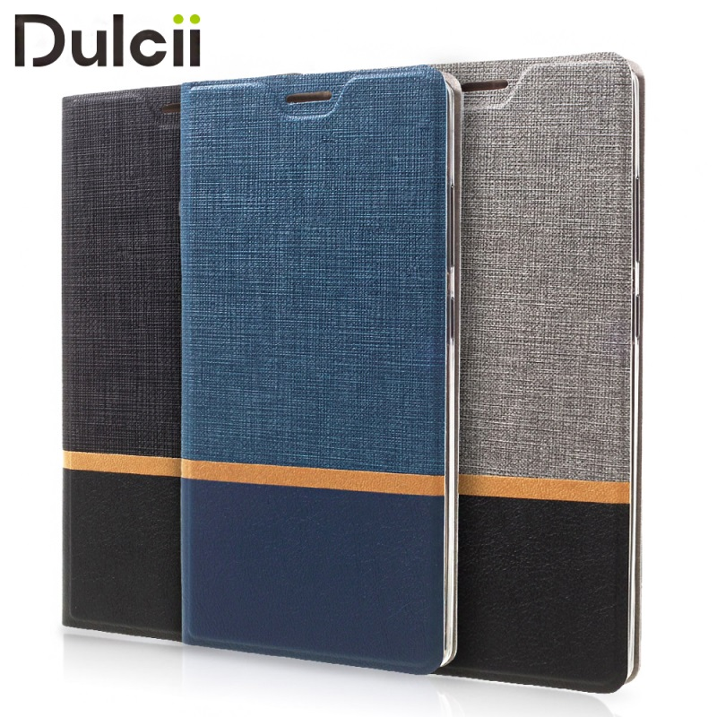 DULCII for Google Pixel 2 Case Pattern Leather Card Holder Phone Cover Case for funda Google Pixel 2 Shell Built-in Steel Sheet
