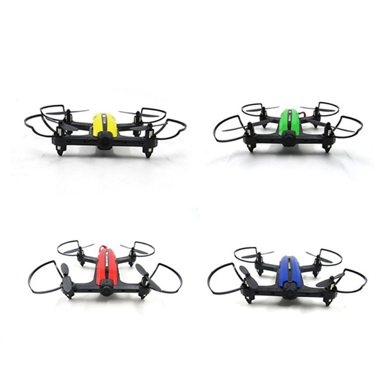 Flytec T18 RC Racing Drone with WIFI FPV 720P Wide Angle HD Camera Mini Pocket Quadcopter DIY Helicopter RTF VS Toylab X-DRONE