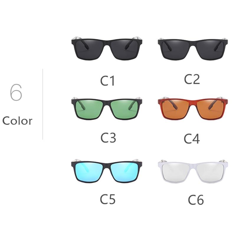 HD TAC Polarised Fishing Glasses Reyban Gozluk Male Trend 2018 Gunes Gozlugu Oculos Shades Polarized Sunglasses Men Driving