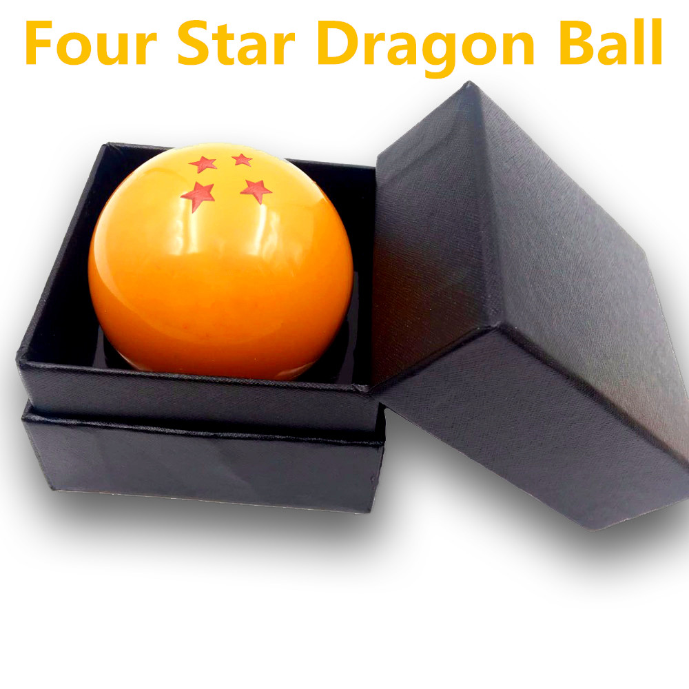 Fashion New Four Stars 3 Layers Dragon Ball Herb Grinder Gris