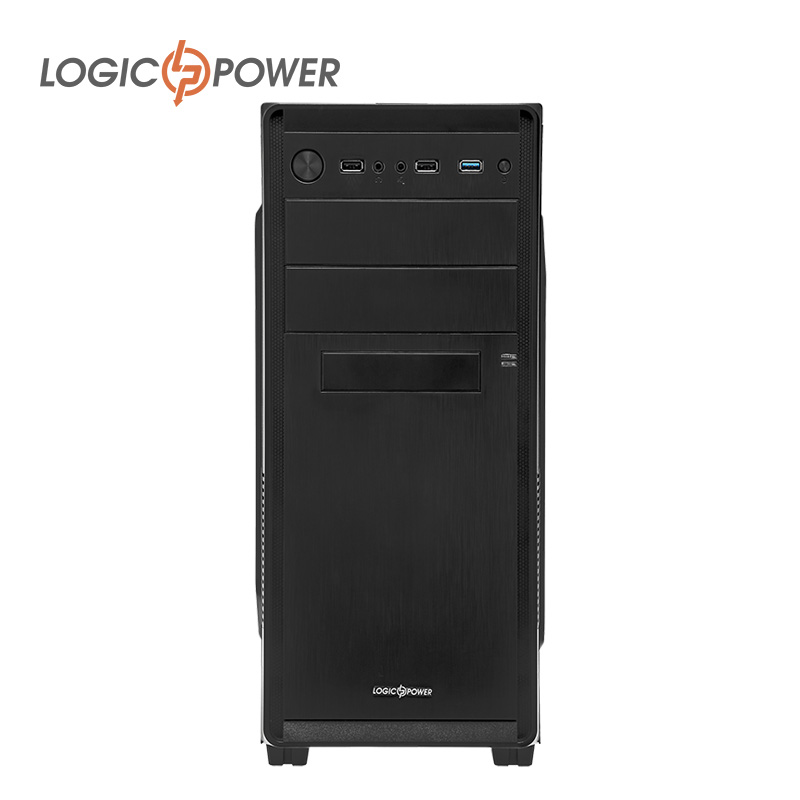 LOGIC POWER desktop computer case New Arrivals Metal thickness 0 7mm Material SPCC 4588