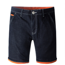 Mens black denim shorts online shopping-the world largest mens ...